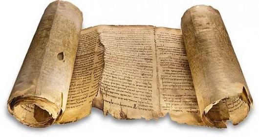 Древние рукописи (свитки)