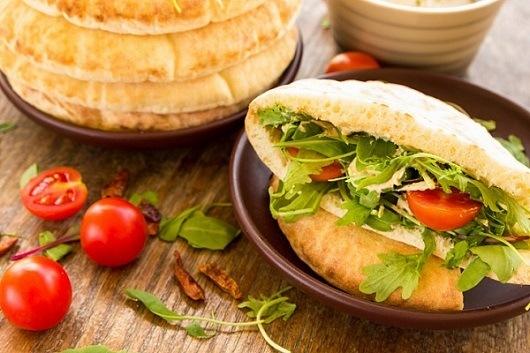 Пита в Израиле поистине универсальный продукт