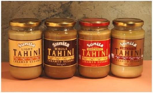 Кунжутная паста (тахини)
