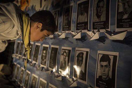 В Израиле трепетно относят к памяти каждого погибшего