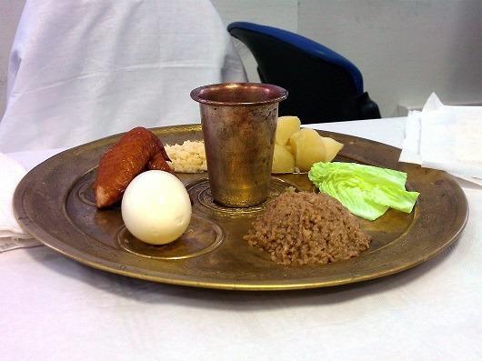Кеар - пасхальное блюдо