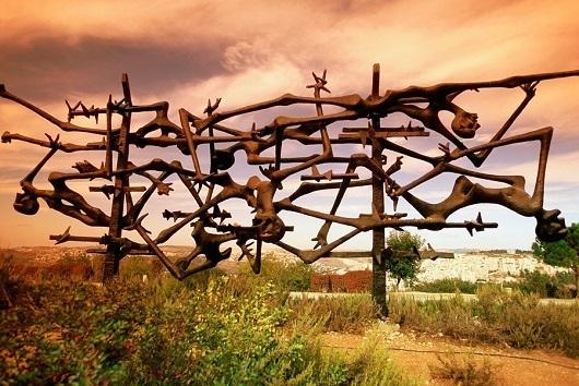 Яд ва-Шем - израильский национальный мемориал Катастрофы (Холокоста) и Героизма