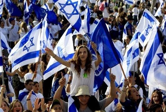 Йом а-Ацмаут - День независимости Израиля