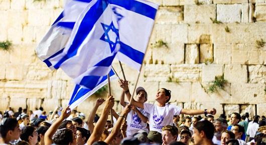 День Иерусалима (Йом Йерушалаим)