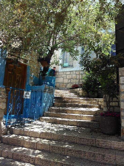 Улочка старого города (Цфат)