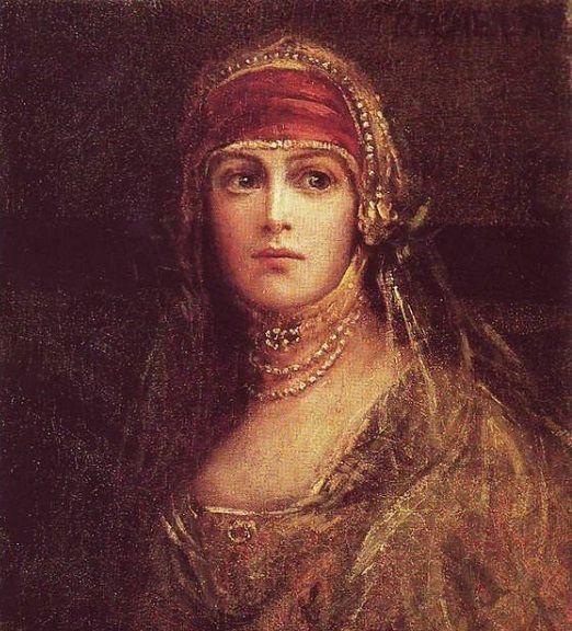 Рахель - одна из двух жен библейского патриарха Иакова