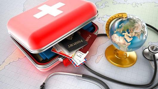 туристическая страховка