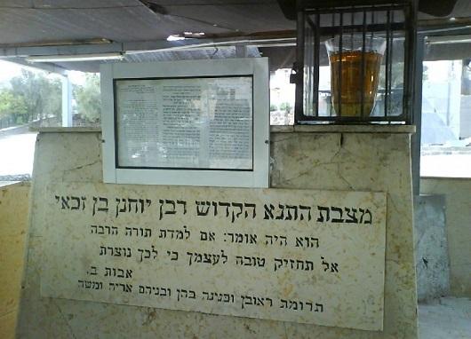 Рабби Йоханан бен Закай