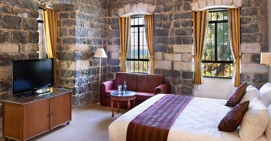 Шотландский отель