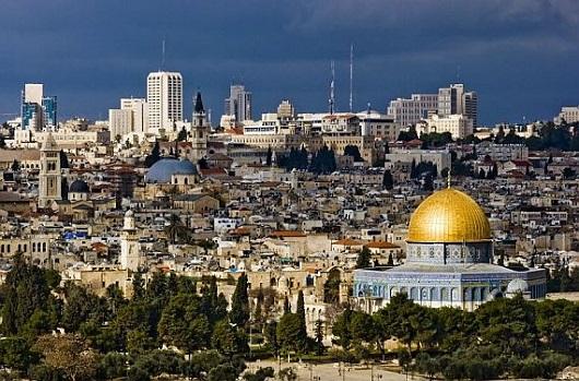 Иерусалим - город трех религий