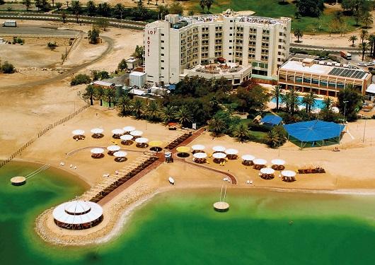 Отель Lot Spa Hotel 4* (Мертвое море)