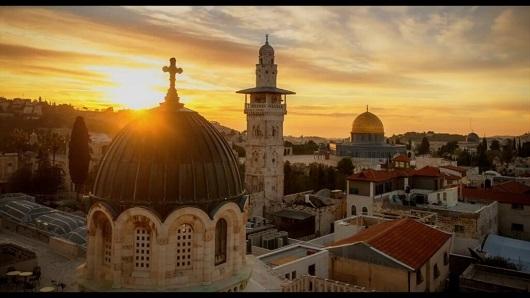 Иерусалим –  святой город для миллионов людей разных вероисповеданий