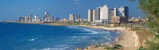 Израиль - небольное государство на Ближнем Востоке
