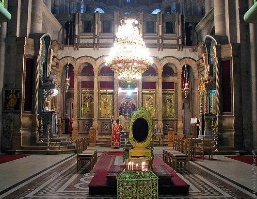 Храм Воскресения (храм внутри храма)