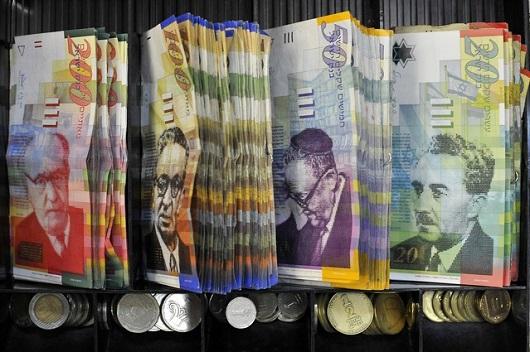 Банкноты и монеты Израиля