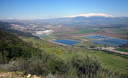 Национальная тропа Израиля