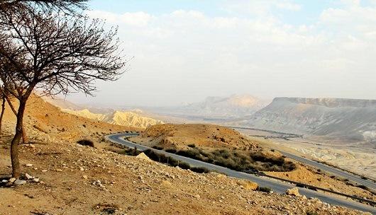 Национальная «Тропа Израиля» (Швиль Исраэль)