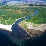 Река Иордан – место крещения Иисуса Христа