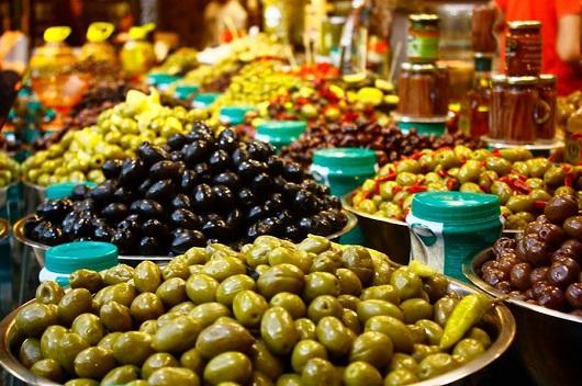оливки израиль