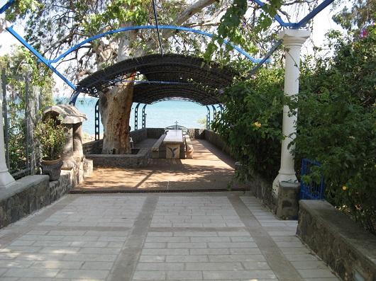 Церковь Двенадцати апостолов в Капернауме