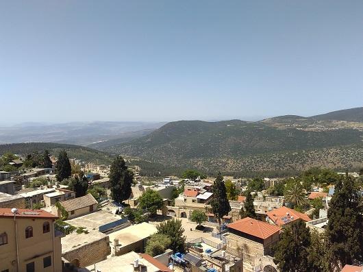 Город Цфат (Израиль)
