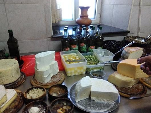 Сыроварня Кадош в Цфате