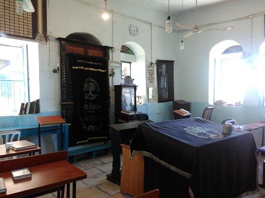 Синагога Косов в Цфате