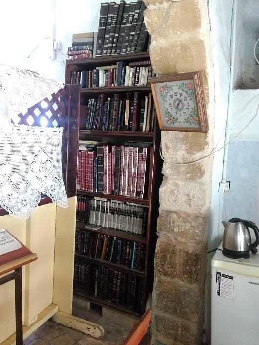 женское отделение в синагоге Косов