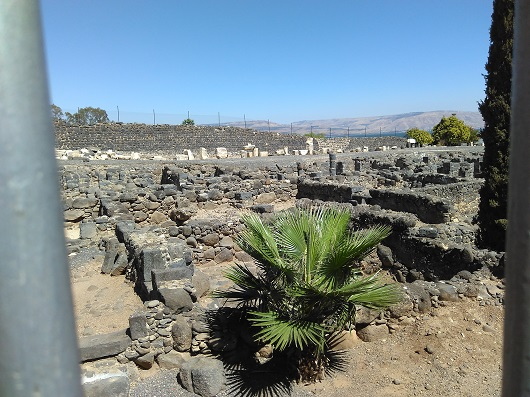 Руины Капернаума
