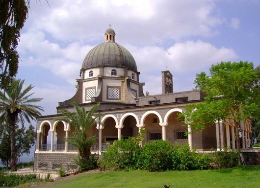 Церковь Заповедей Блаженства