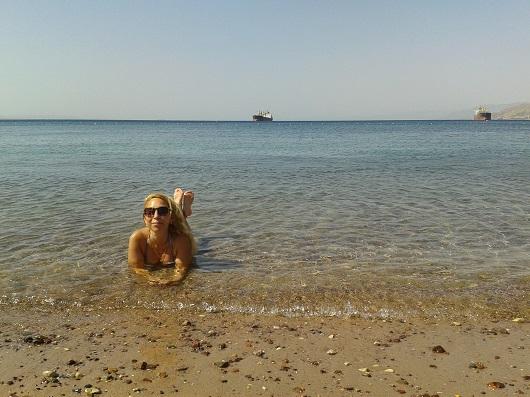 Красное море, Эйлат (Израиль)