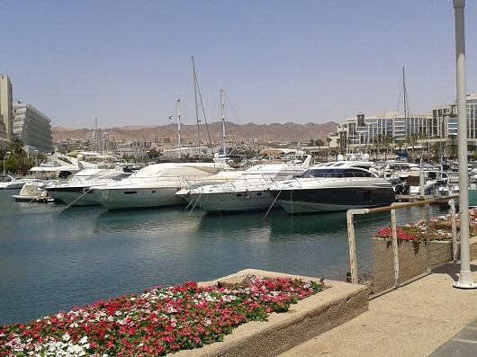 Эйлат - престижный курорт Израиля на Красном море