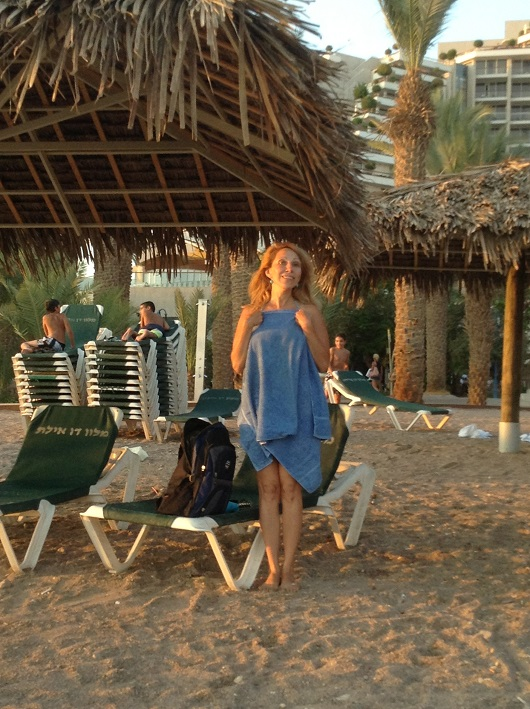 Пляж отеля Херодс (Эйлат)