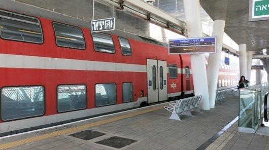 Железнодорожная станция аэропорта Бен-Гурион