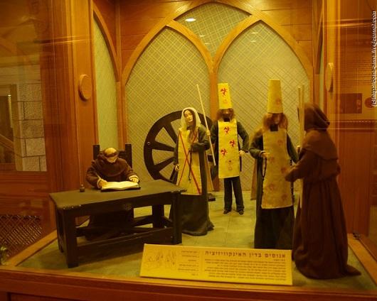 Экспозиция гостиницы-музея Дом Донны Грации