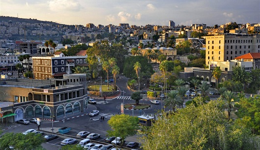 Тверия - Старый город