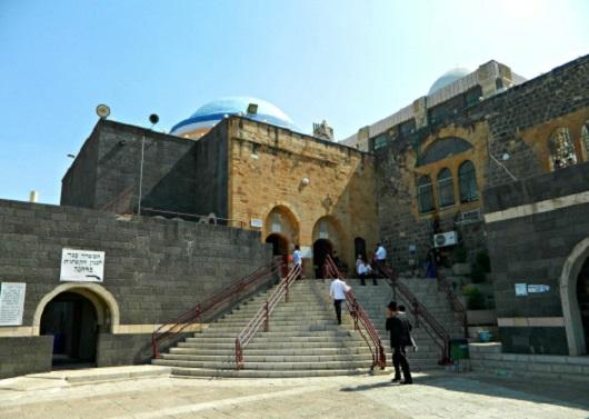 Гробница рабби Меира Баал-а Неса в Тверии