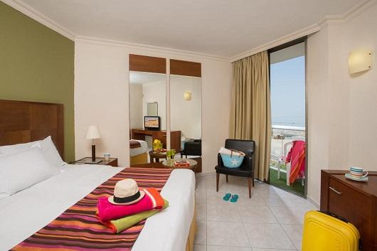 Отель Leonardo Inn Hotel Dead Sea 3* (Мертвое море, курорт Эйн-Бокек).