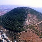 Гора Фавор – место Преображения Господня